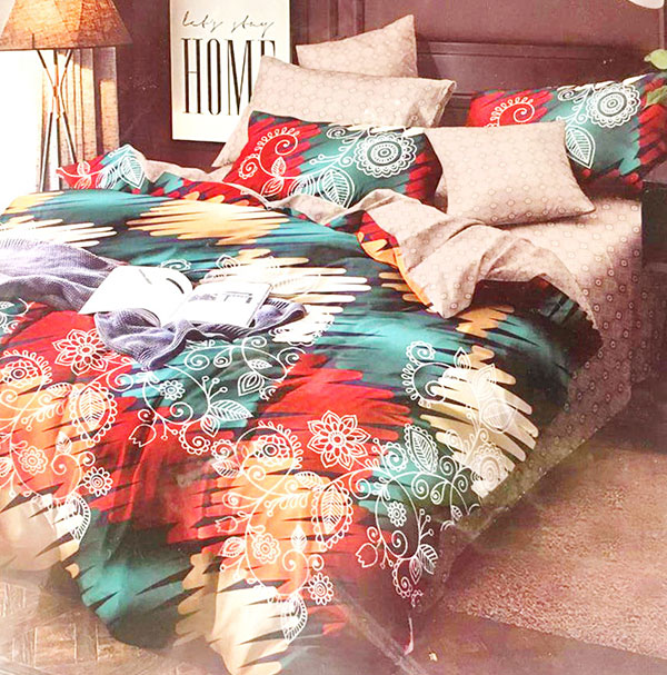 Bedsheet With Pillow Case